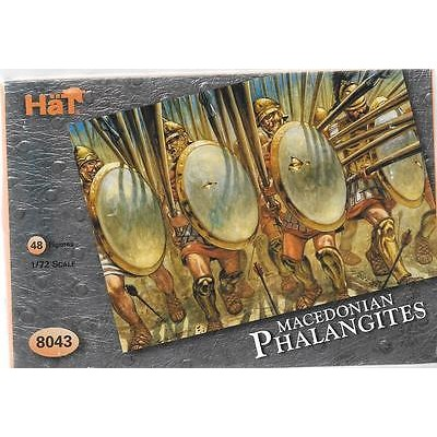 Macedonian Phalangites ( 1/72 code 8043 )