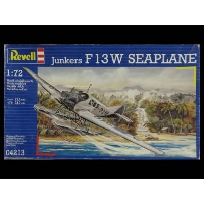 Junkers F13W Seaplane ( 1/72 code 04213 )