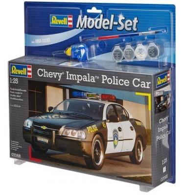 Chevy Impala Police Car (1/24 code 07068 )