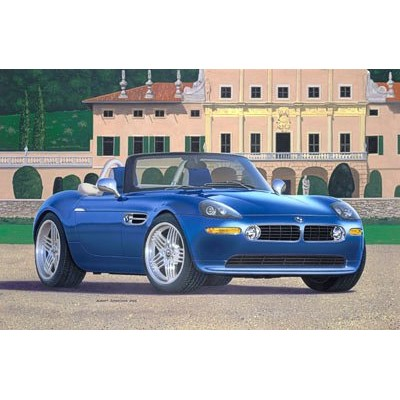 BMW Alpina Roadster V8 ( 1/24 code 07359 )