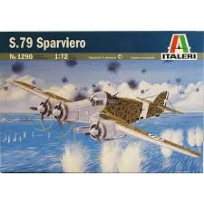S.79 Sparviero ( 1/72 code 1290 )