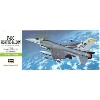 F-16C Fighting Falcon ( 1/72 code 00232 )