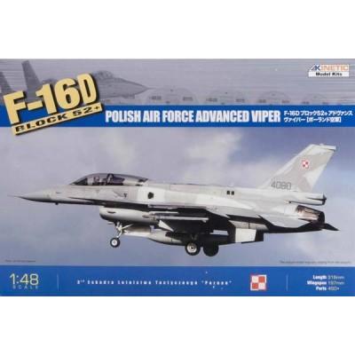 F-16D Block 52 ( 1/48 code 48010 )