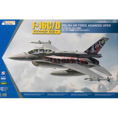 F-16C/D block 52+ ( 1/48 code 48076 )