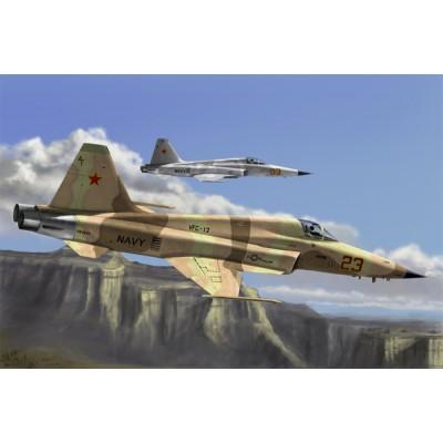 F-5E Tiger II (1/72 code 80207 )