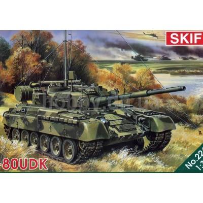 T-80 UDK SOVIET COMMAND MBT ( 1/35 CODE 226 )