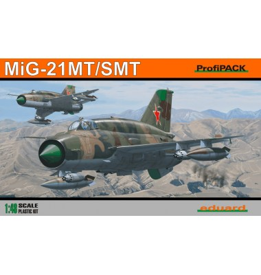 MiG-21 SMT Profipack 1/48 ( 1/48 code 8233 )