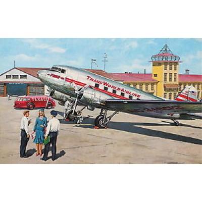 Douglas DC-3 ( 1/144 code 309 )