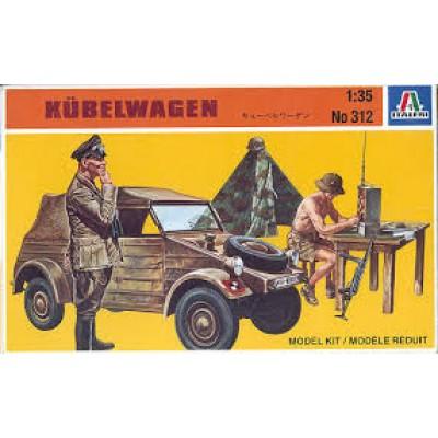 Kübelwagen ( 1/35 code 312 )