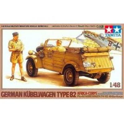 Kübelwagen Type 82 Afrika-Korps ( 1/48 code 32503 )