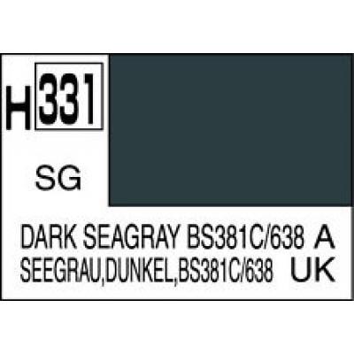 Gunze-Hobby Color h331 dark sea gray