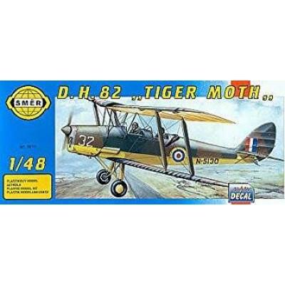 D.H. 82 ,,Tiger Moth,, ( 1/48 code 0811 )