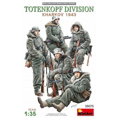 Totenkopf Division (  1/35 code 35075 )