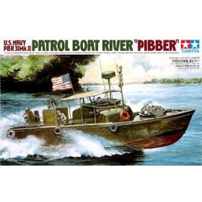 "U.S. Navy PBR31 Mk.II Patrol Boat River ""Pibber"" ( 1/35 code 35150 )"