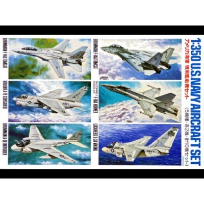 U.S. Navy Aircraft Set No. 1 ( 1/350 code 78006)