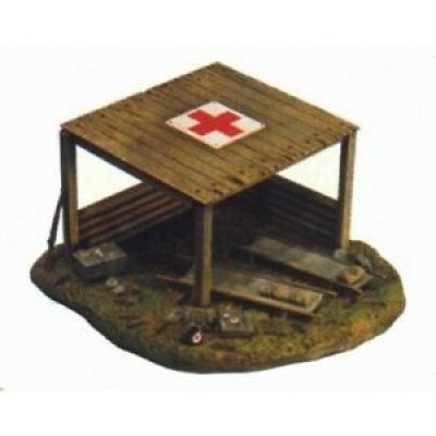 First Aid Station ( 1/35 code 416 )