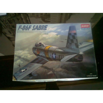 F-86F Sabre ( 1/72 code 1629 )