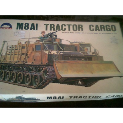 M8-A1 tractor cargo ( 1/35 code A1 )