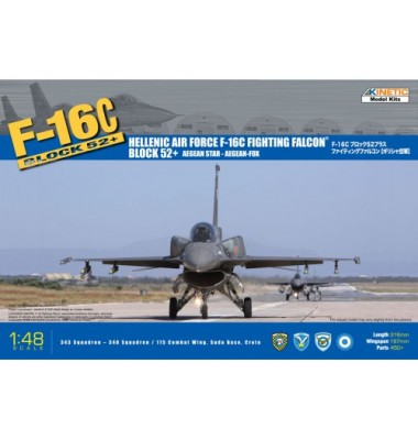 Hellenic Air Force F-16C Fighting Falcon Block 52+ ( 1/48 code 48028)