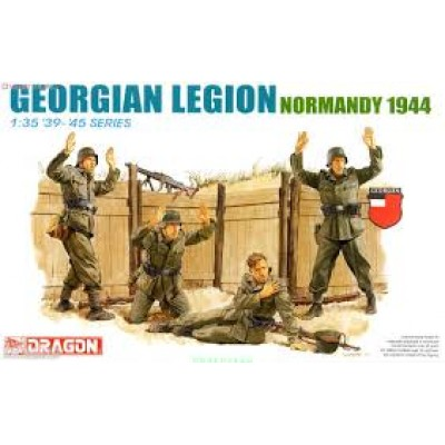 Georgian Legion Normandy 1944 ( 1/35 code 6277 )