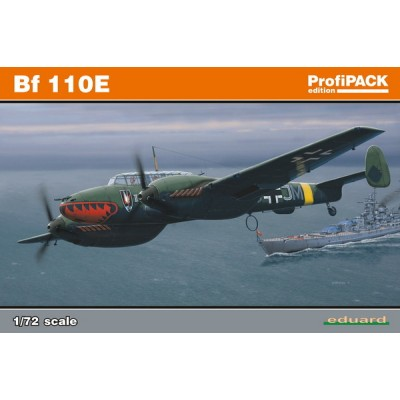 Bf 110E profipack ( 1/72 code 7083 )