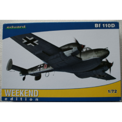 Bf 110D Weekend edition ( 1/72 code 7420 )