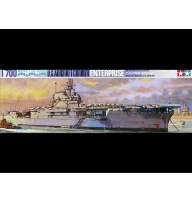 U.S. Aircraft Carrier Enterprise ( 1/700 code 77514 )