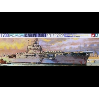U.S. Aircraft Carrier Enterprise ( 1/700 code 77514 )