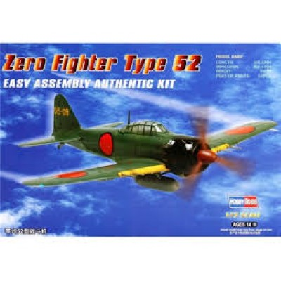 Zero Fighter Type 52 ( 1/72 code 80241 )