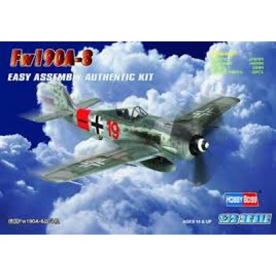 Fw190A-8 ( 1/72 code 80244 )