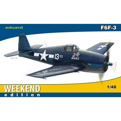 Grumman F6F-3 Hellcat ( 1/48 code 84135 )