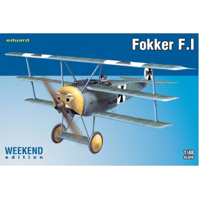 Fokker F.I  ( 1/48 code 8493 )