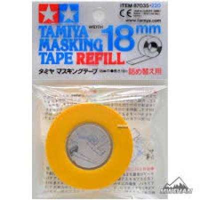 Tamiya Masking Tape Refill (18mm Width)