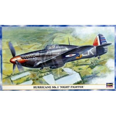 Hurricane Mk.I 'Night Fighter' ( 1/48 code 09494 )