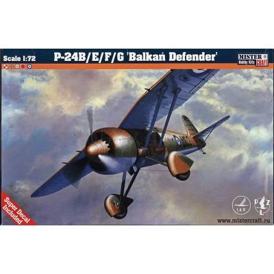 P-24B/E/F/G 'Balkan Defender' ( 1/72 code D225 )