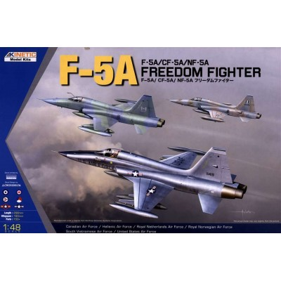 F-5A / F-5A/CF-5A/NF-5A Freedom Fighter ( 1/48 code K48020 )