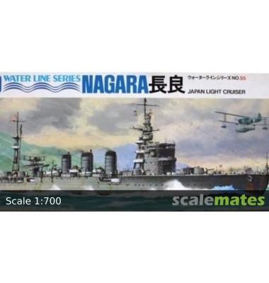 Japan Light Cruiser Nagara ( 1/700 code WL.C055 )