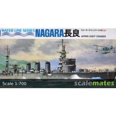 Japan Light Cruiser Nagara ( 1/700 code WL.C055 )