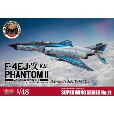F-4 Phantom II EJ Kai ( 1/48 code 4811 )