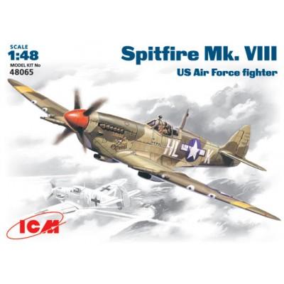 Spitfire Mk .VIII ( 1/48 code 48065 )