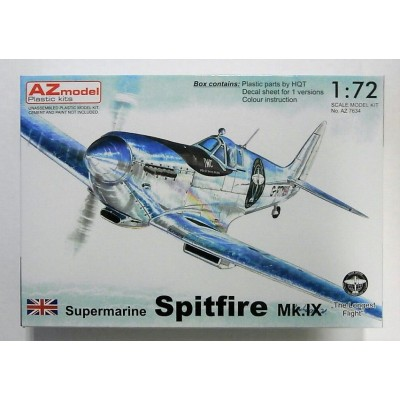 "Spitfire Mk.IX ""The Longest Flight"" ( 1/72 code 7634 )"