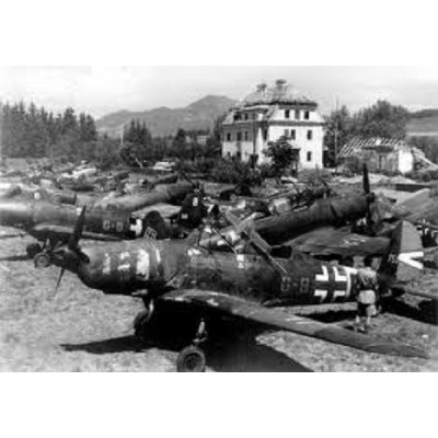 Arado Ar 96 B-1 / B-5 (1/72 code 1003)