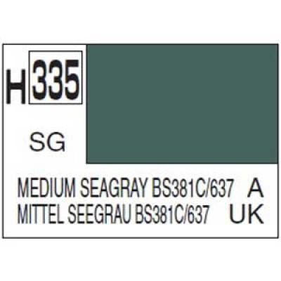 H335 Semi-Gloss RAF Medium Sea Grey