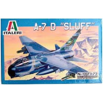"""A-7D """"SLUFF"""" ( 1/72 code 1237 )"""