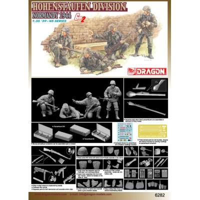 HOHENSTAUFEN DIVISION (Normady '44) ( 1/35 code 6282 )
