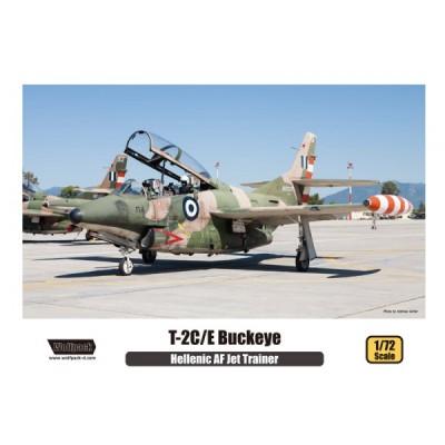 T-2C/E Buckeye 'Hellenic AF' ( 1/72 code 10009 )