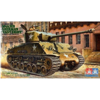 "U.S. Medium Tank M4A3E8 Sherman ""Easy Eight"" ( 1/35 code 35346 )"