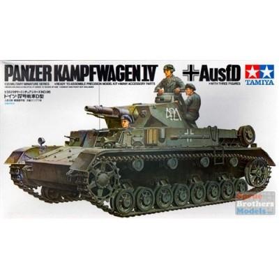German Pzkpw IV AusfD ( 1/35 code 35096 )