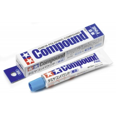 Tamiya Polishing Compound-Fine