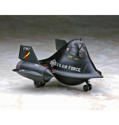 EGGPLANE SR-71 BLACKBIRD ( code th-18 )